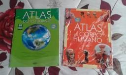 Atlas Escolares da editora DCL
