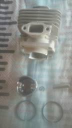 Kit silindró e piston roçadeira 52 cc