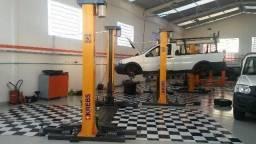 Elevacar Elevador Automotivo Trifásico 4000kg