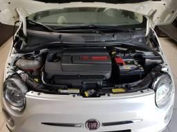 Fiat 500 Loung Air Aut. EXTRA - 2012