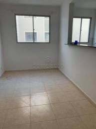 Apartamento à venda com 2 dormitórios em Rios d italia, Sao jose do rio preto cod:V6346