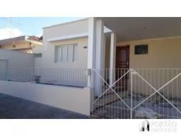 Casa à venda com 3 dormitórios em Vl. cardia, Bauru cod:4526