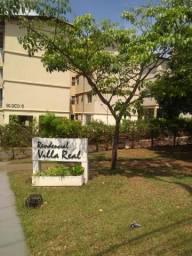 Apartamento mobiliado Residencial Vila Real