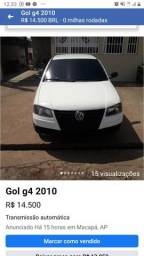 Gol g4 2010 - 2010