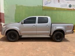 Toyota Hilux 2015 SRV AUT. - 2015