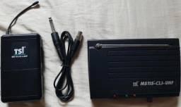Transmissor e receptor tsi de instrumento