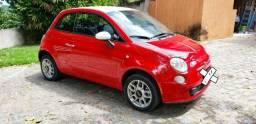 Fiat 500 Cult 1.4 Flex 8v Evo15/15 30mil km - 2015