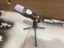 Microfone condensador sf665