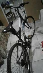 Bicicleta:370,00$ vendo ou troco por um bom celular