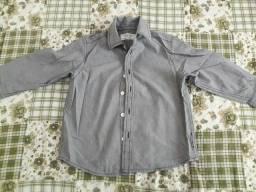 Camisas tamanho 1 e 2