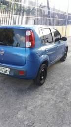 Fiat uno vivace completo 2012. troco por terreno,casa ou carro do meu interesse. - 2012