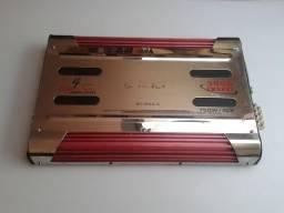 Módulo Booster 3000watts stereo (c/ 01 canal ruim, o outro funciona) P/desocupar espaço