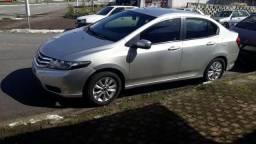 Honda city lx 1.5 Flex 2013 completo automático oferta! - 2013