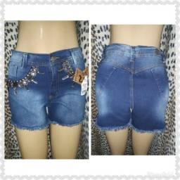 Short Jeans Feminino por R$ 40,00 cada