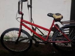Bicicleta de barbada 80,00