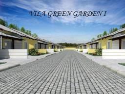 Terreno em condomínio _Com excelente casa em construção -R$ 64.500