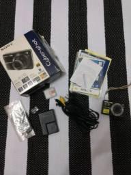 Câmera Digital Sony Cyber-Shot DSC W110