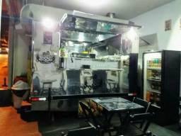 Trailer Ford Truck 100% inóx, estudo permuta e parcelamento!