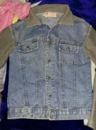 Jaqueta jeans Nova