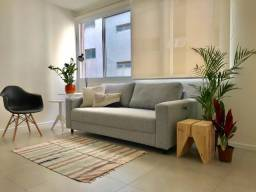 Lindo apartamento decorado, mobiliado, próximo ao metrô e av. Paulista
