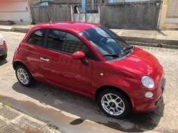 Fiat 500 - 2012