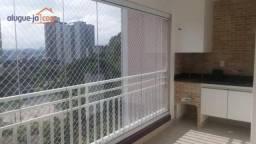 Apartamento com 2 dormitórios para alugar, 74 m² por R$ 2.200/mês - Jardim Aquarius - São