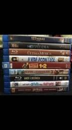 Bluray (50 filmes) (Pra vender hoje)
