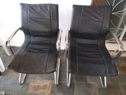 Trio Cadeiras para escritório