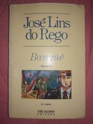 Livro Bangüê - José Lins do Rego