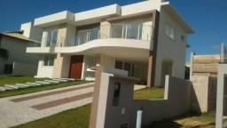 Casa Duplex Linda Busca Ville 4 suítes 360m² Busca Vida / Lauro de Freitas /Estrada do C