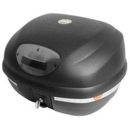 Bauleto Moto Givi E33nt Monolock Point 33 Litros Lente Fumê. (Entrega Grátis)