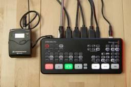 Black Magic Atem Mini Pro | Live Streaming | Placa de Captura HDMI | Swicher | Lacrado