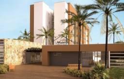 Apartamento à venda com 2 dormitórios em Pajuçara, Natal cod:AP0008