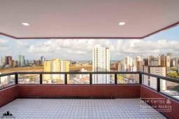 Apartamento com 4 suítes e 4 vagas, 258m² - Bessa (valor negociável)