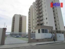 Apartamento com 3 dormitórios para alugar, 130 m² por R$ 1.400,00/mês - Messejana - Fortal