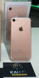 iPhone 7 32Gb rosa, ZERO detalhes