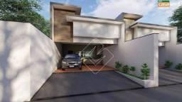 Casa com 3 dormitórios à venda, 105 m² por R$ 300.000 - Residencial Canaã - Rio Verde/GO