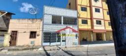 Casa com 2 dormitórios para alugar, 107 m² por R$ 1.000,00/mês - Monte Castelo - Fortaleza