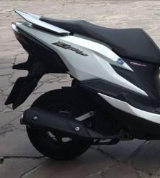 Escapamento esportivo Honda Elite