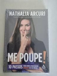Título do anúncio: Livro novo - Me Poupe! Nathalia Arcuri