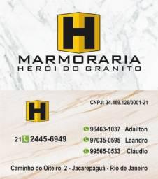 I. Marmoraria, Mármore, Granito, Pedras decorada