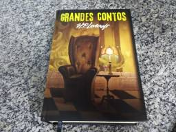 Livro - Grandes contos - H.p Lovecraft