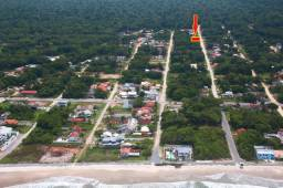 Ótimo terreno de 384 metros quadrados com documentação perfeita em Itapoá