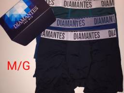 Cuecas diamantes