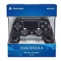 Controle Dualshock PS4 Preto Original