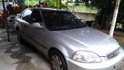 Honda Civic Prata - 98