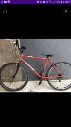 Bicicleta completa (Vendo ou Troco)