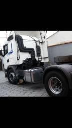 Vendo caminhão R380 fone 41