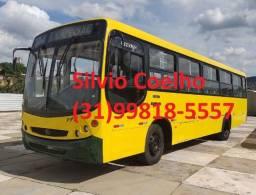 Ônibus Comil curtinho muito conservado= Silvio Coelho