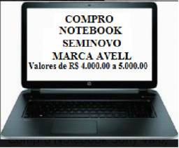 Notebook Avell